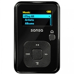 SanDisk Sansa Clip+ 4Gb Black