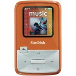 SanDisk Sansa Clip Zip 4Gb Orange