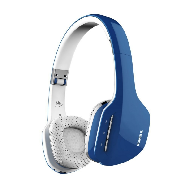 MEElectronics Rumble AF80 Blue