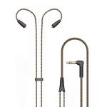 MEE audio Audiophile Grade Premium Braided Audio Cable