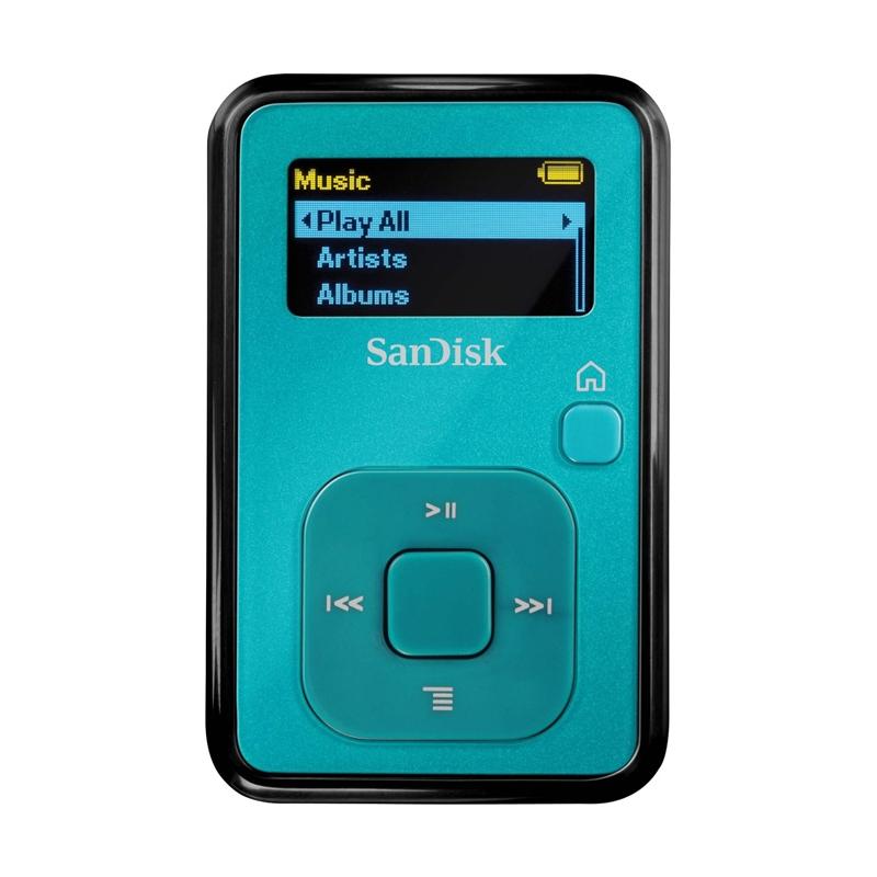 SanDisk Sansa Clip+ 4Gb Teal