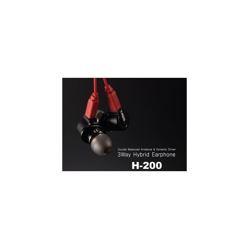Наушники T-PEOS H-200