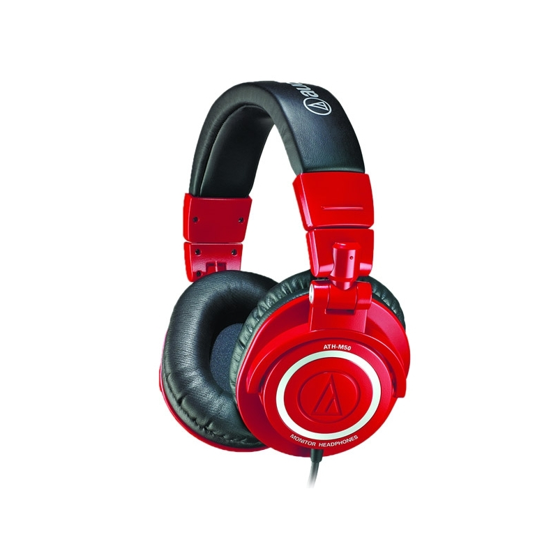 Audio-Technica ATH-M50 Red