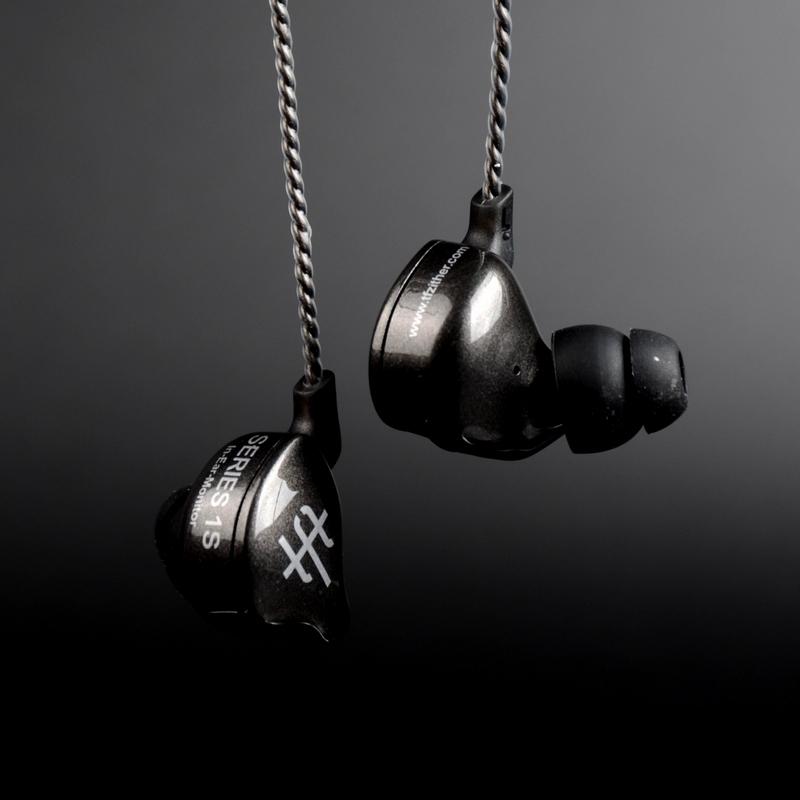 TFZ Series 1S (Code 003) Black