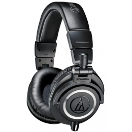 Audio-Technica ATH-M50X Black