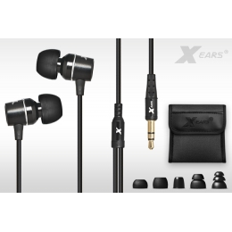 Xears Turbo Devices TDII BLK (метал)